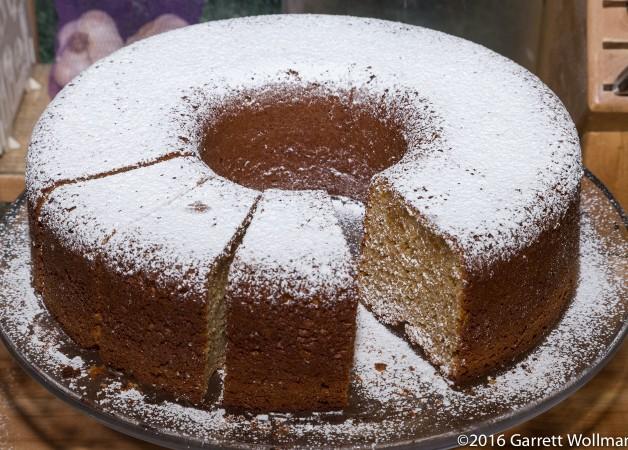 RECETA: Torta de yerba mate