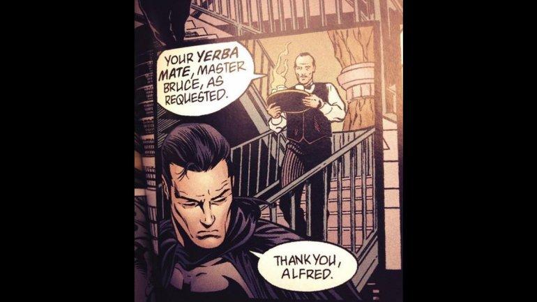 Yerba Verdeflor Batman