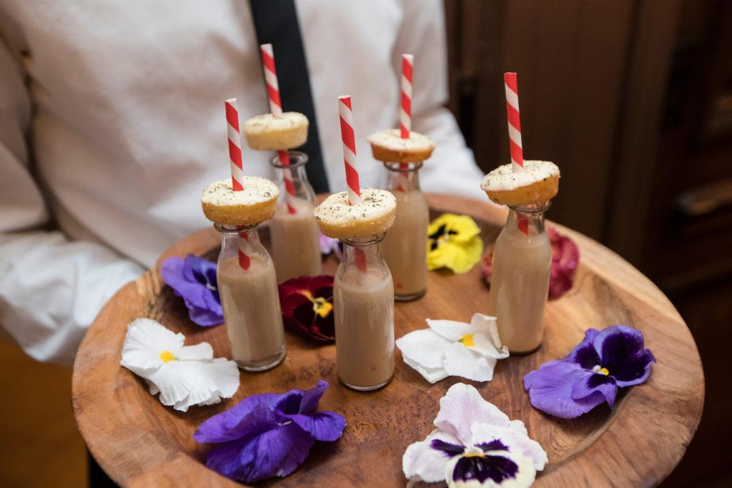 Degustación cocktails Yerba Verdeflor